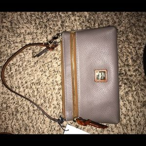 Dooney & Bourke wristlet wallet - NWT